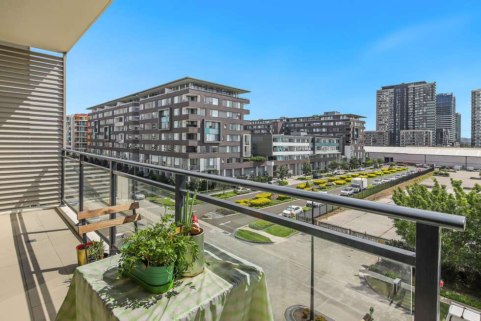 Second view of Homely apartment listing, 427/22 Baywater Drive, Wentworth Point NSW 2127