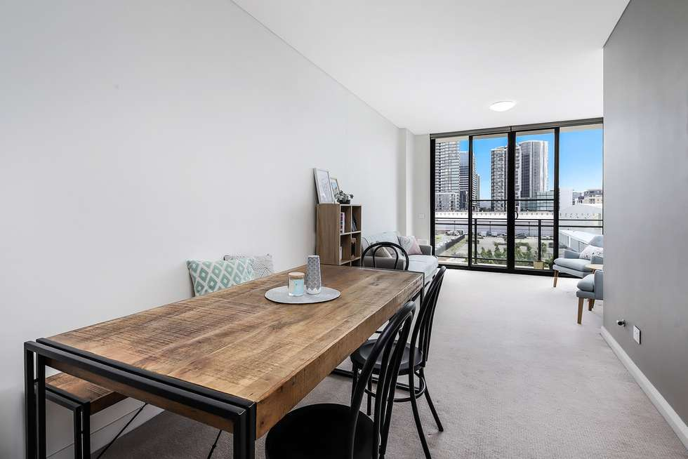 Fourth view of Homely apartment listing, 427/22 Baywater Drive, Wentworth Point NSW 2127