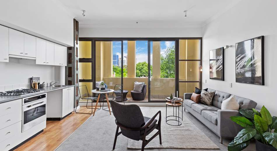 307/82 Abercrombie Street, Chippendale NSW 2008
