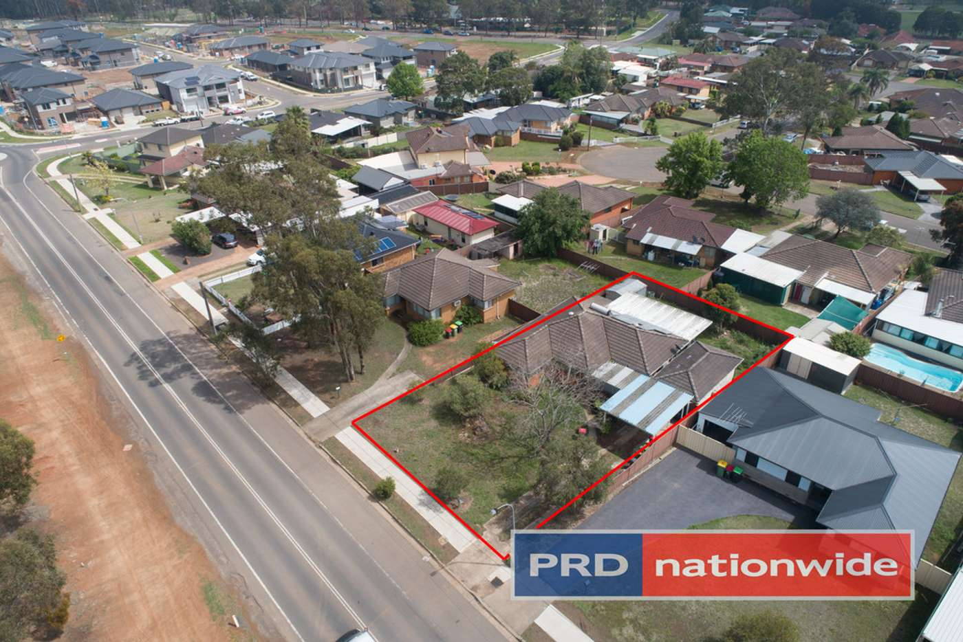 Main view of Homely house listing, 217 Victoria Street, Werrington NSW 2747