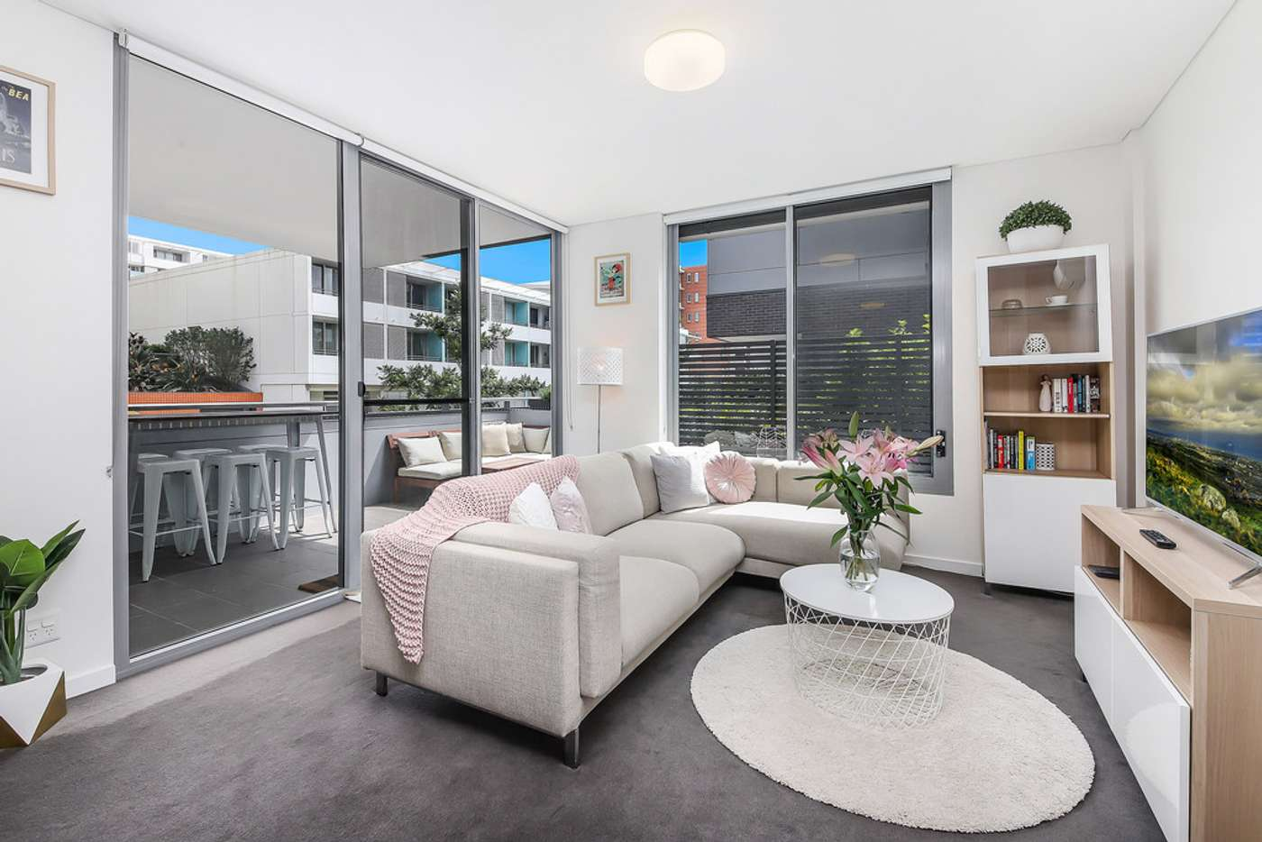 Main view of Homely apartment listing, 202/9 Baywater Drive, Wentworth Point NSW 2127