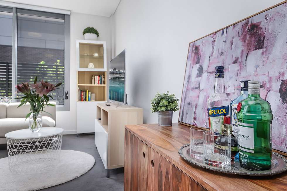 Third view of Homely apartment listing, 202/9 Baywater Drive, Wentworth Point NSW 2127