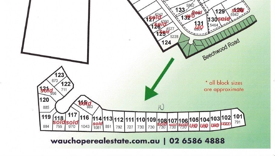 Lot 109 Beechwood Meadows Stage 2