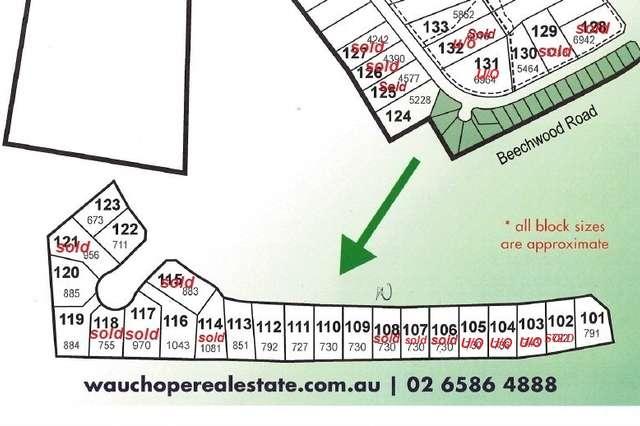 Lot 109 Beechwood Meadows Stage 2, Beechwood NSW 2446