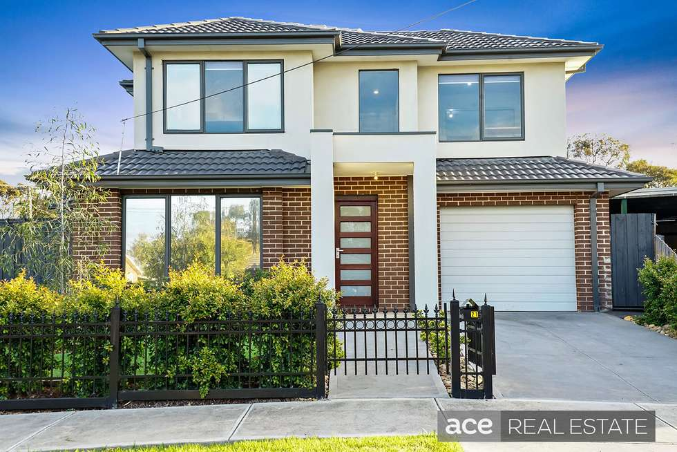Third view of Homely house listing, 21 Charlesworth Street, Laverton VIC 3028