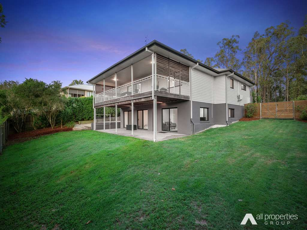 Main view of Homely house listing, 12 Birchwood Crescent, Brookwater, QLD 4300