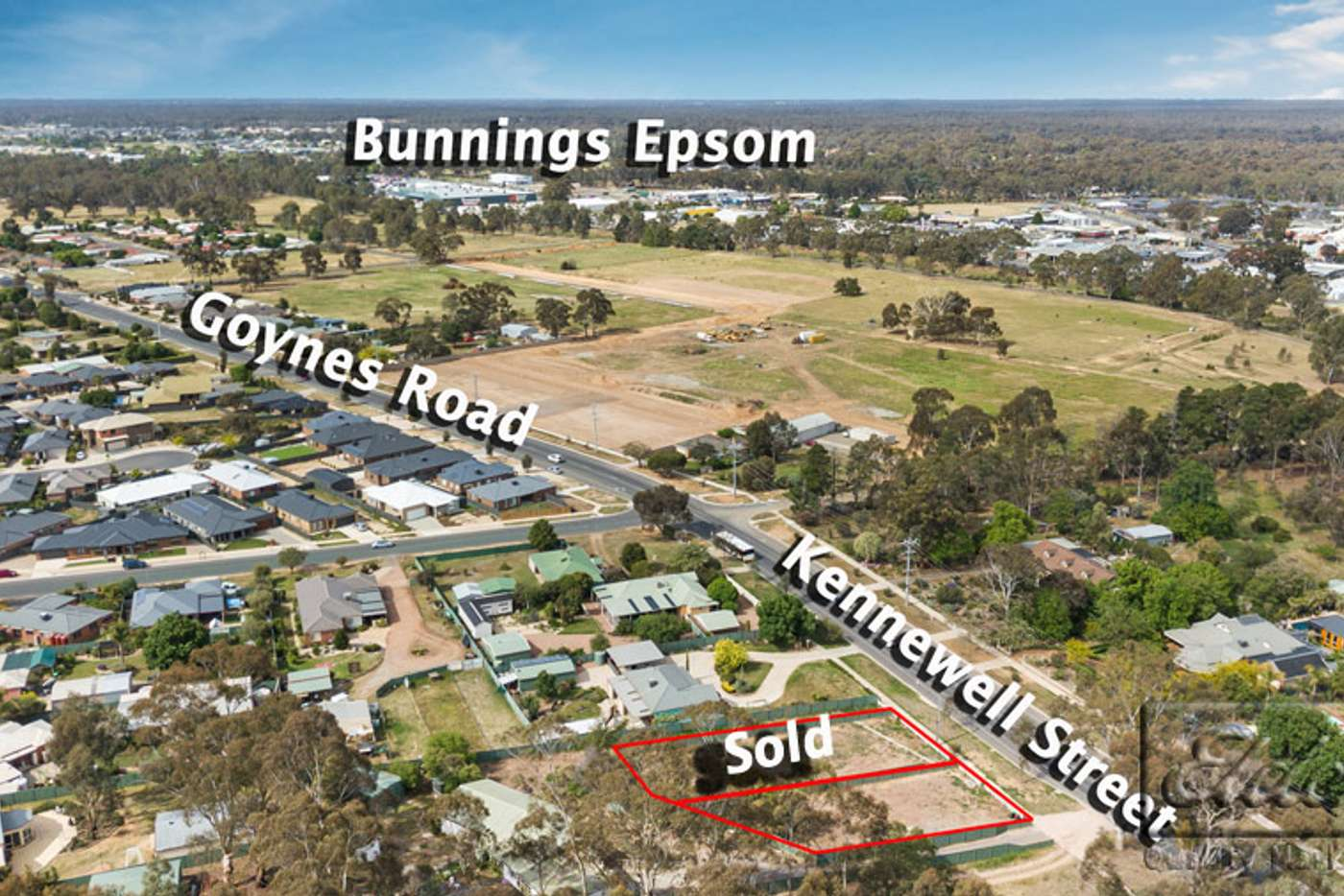 Main view of Homely residentialLand listing, 91-93 Kennewell Street, White Hills VIC 3550