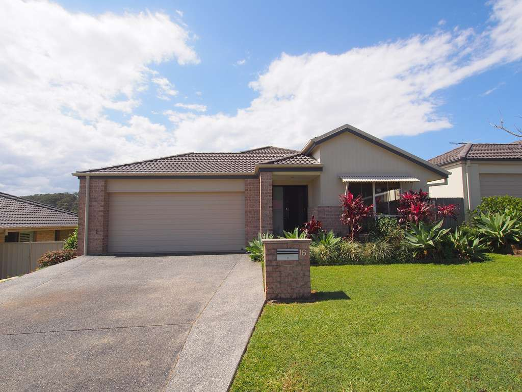 Main view of Homely house listing, 16 Ellis Crescent, North Boambee Valley, NSW 2450