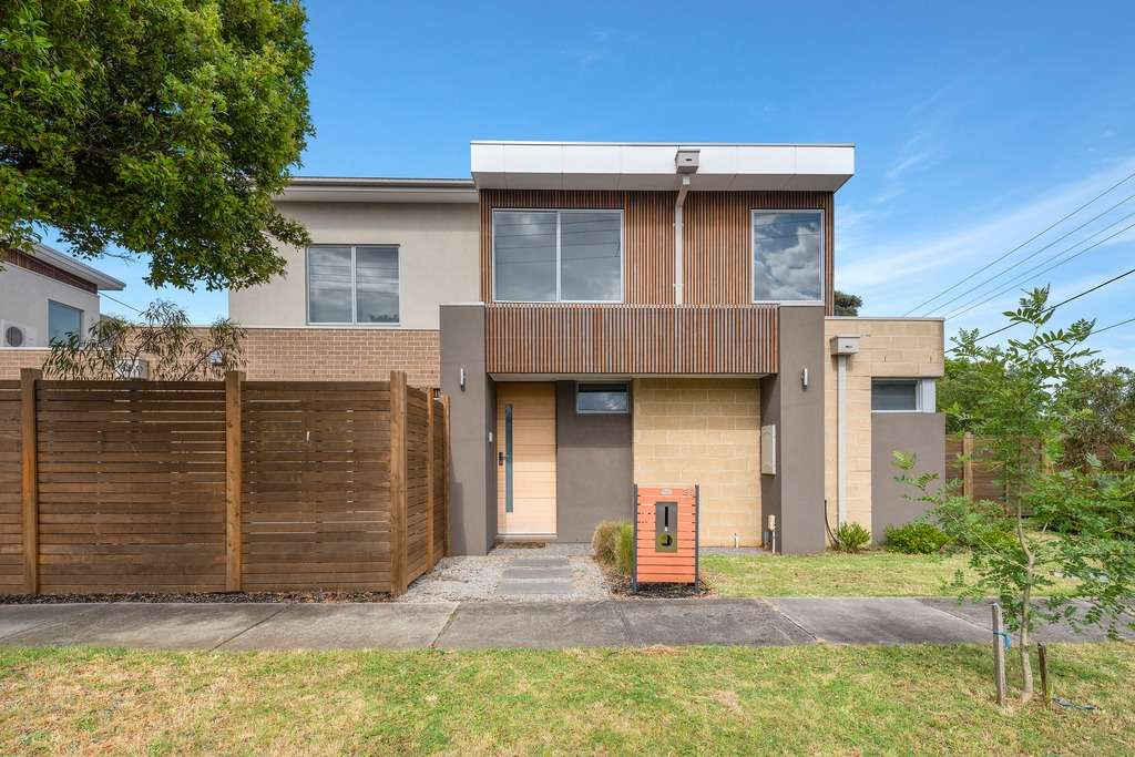 Main view of Homely townhouse listing, 2/1 Munro Avenue, Mount Waverley, VIC 3149