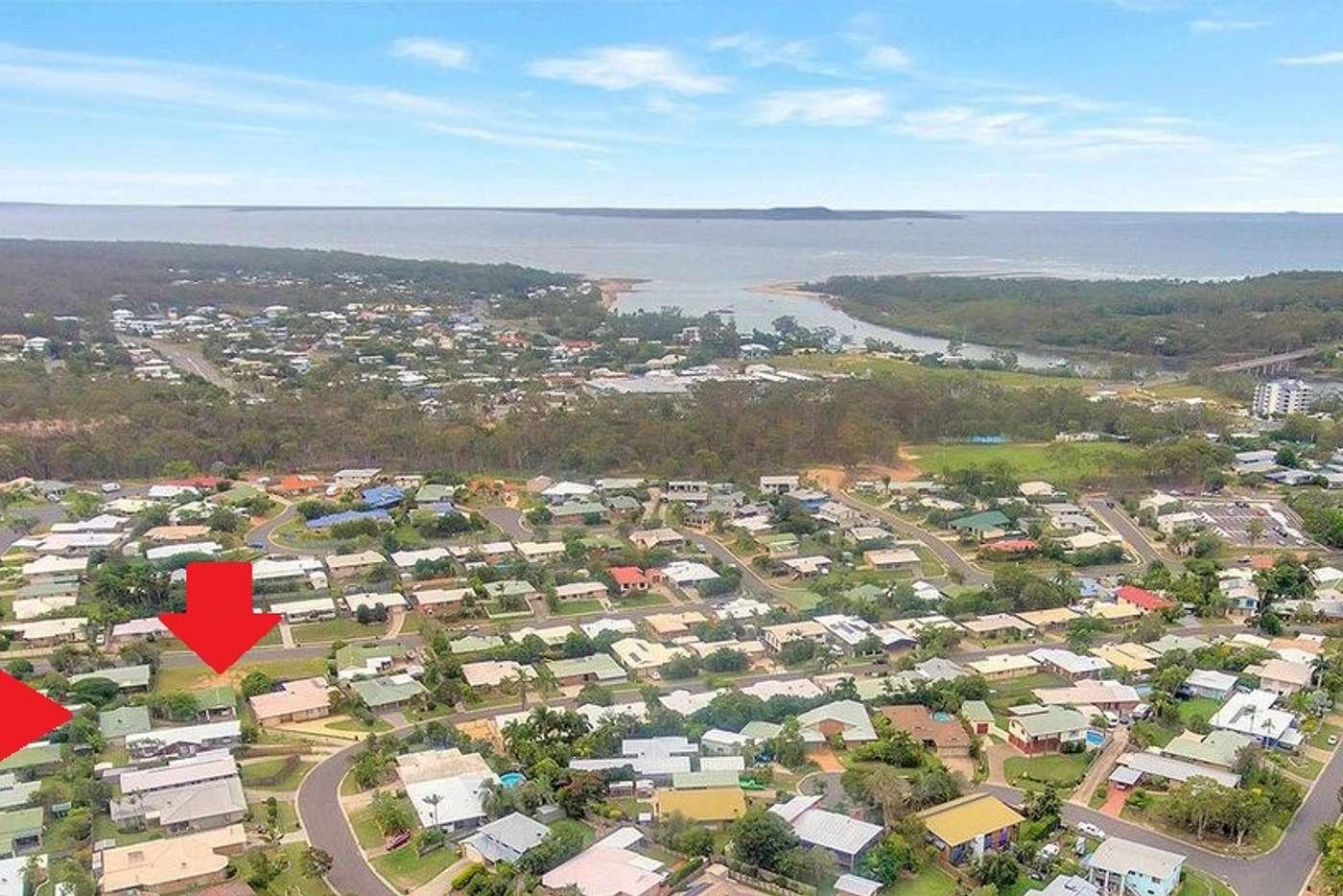 Main view of Homely house listing, Unit 1 & 2/32 Lomandra Street, Boyne Island QLD 4680