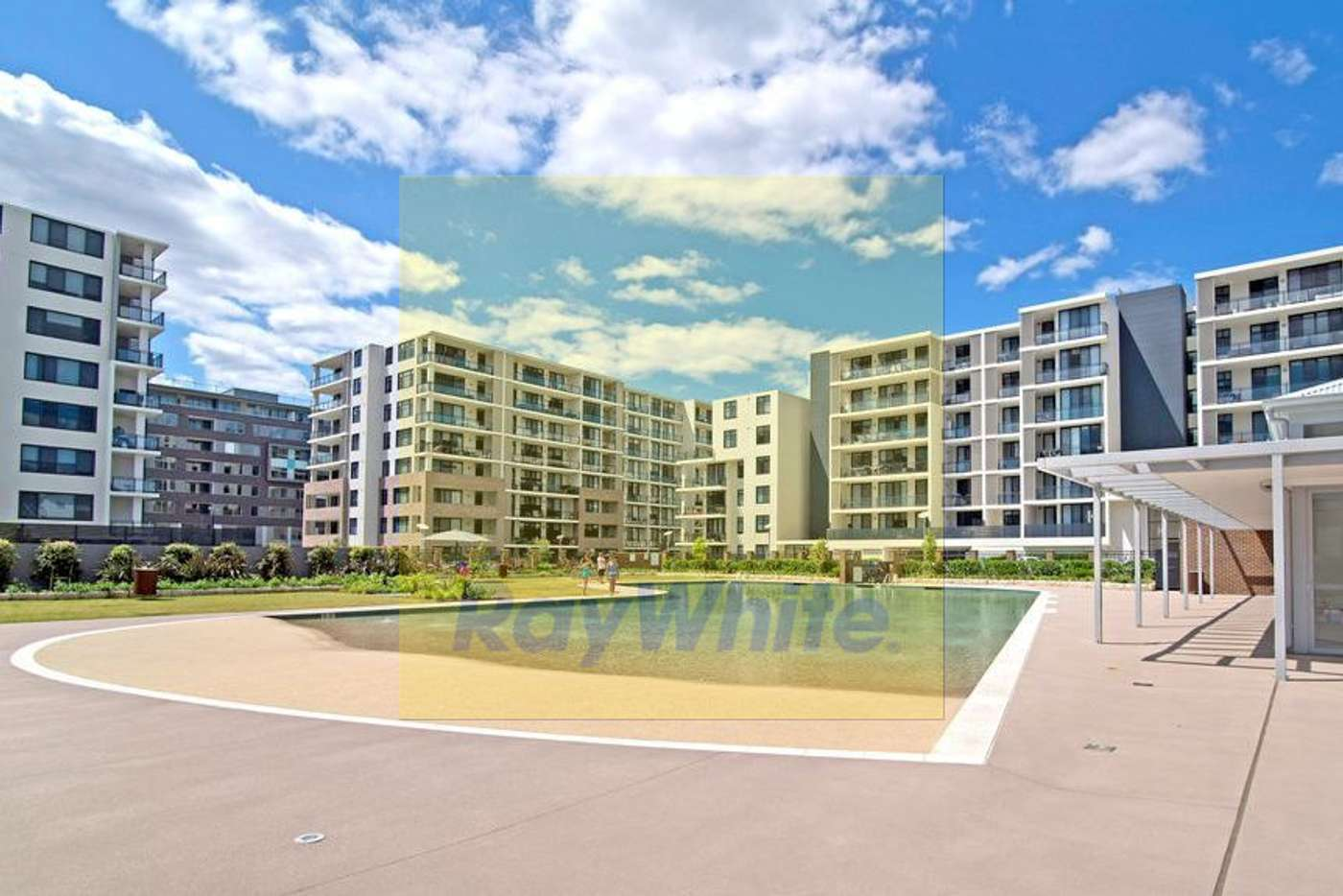 Sixth view of Homely apartment listing, 105/23 Hill Road, Wentworth Point NSW 2127