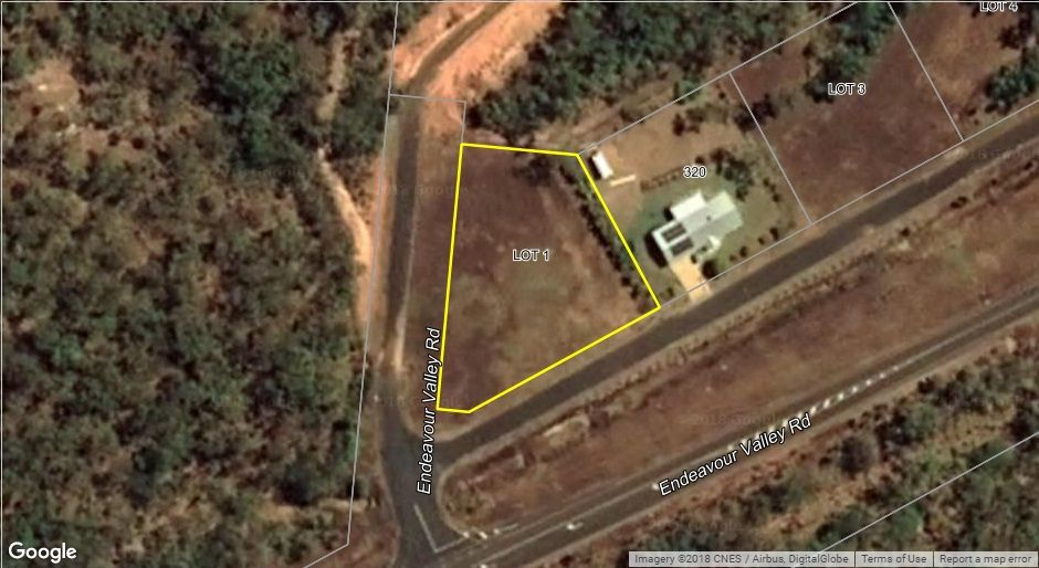Lot 1,3,4,5,6 Endeavour Valley Road