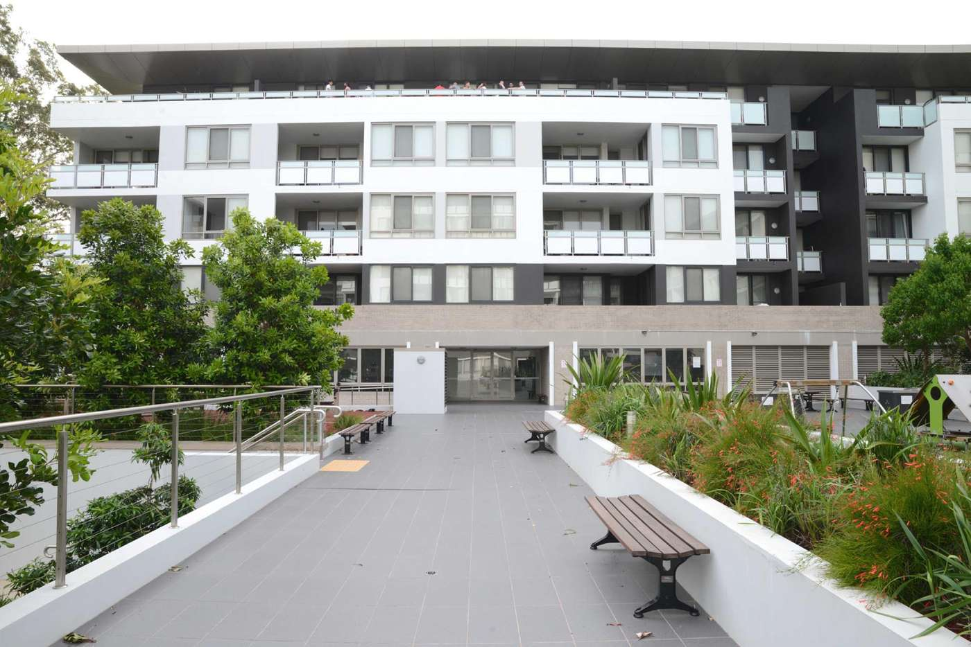 Main view of Homely apartment listing, 3208/1A Morton Street, Parramatta NSW 2150