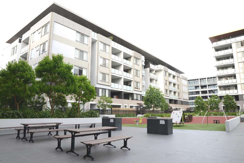 Second view of Homely apartment listing, 3208/1A Morton Street, Parramatta NSW 2150