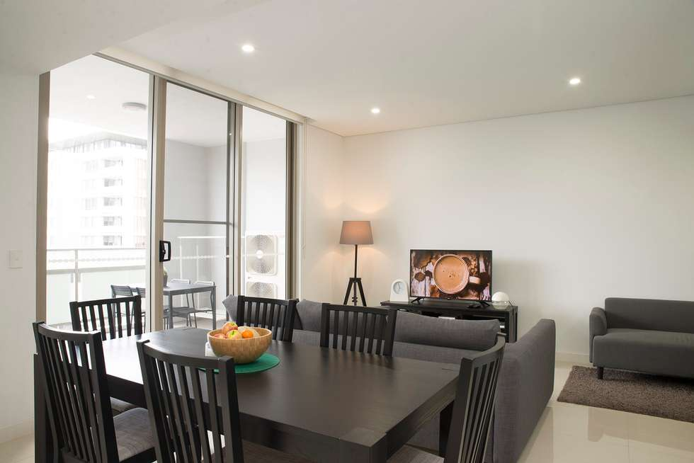 Fourth view of Homely apartment listing, 3208/1A Morton Street, Parramatta NSW 2150