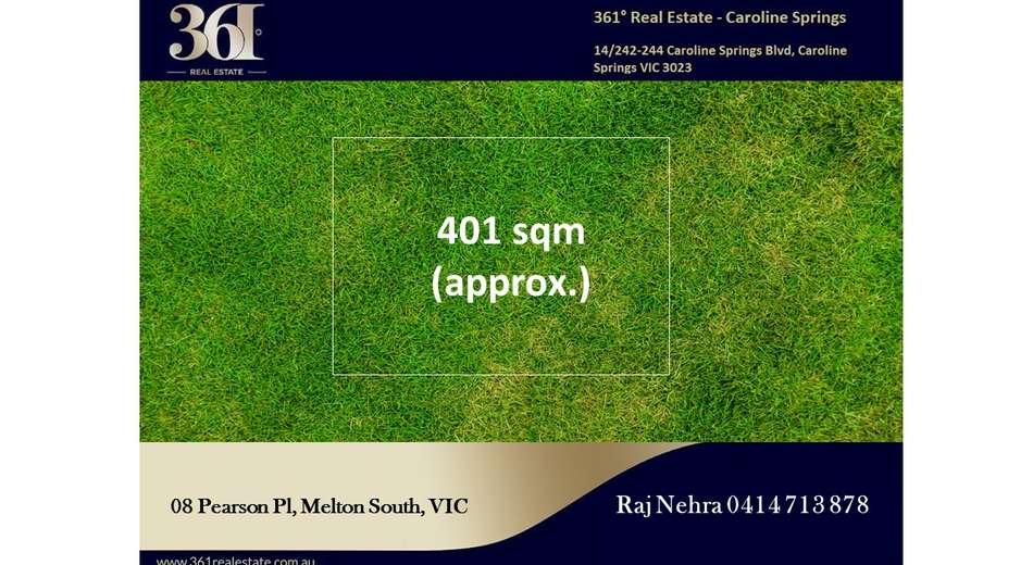 8 Pearson Place, Melton South VIC 3338
