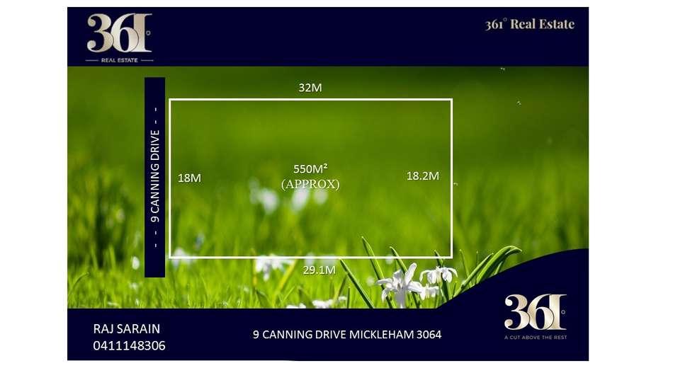 9 Canning Drive, Mickleham VIC 3064