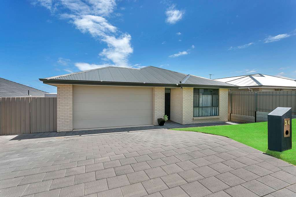 Main view of Homely house listing, 34 Beachport Road, Seaford Rise, SA 5169