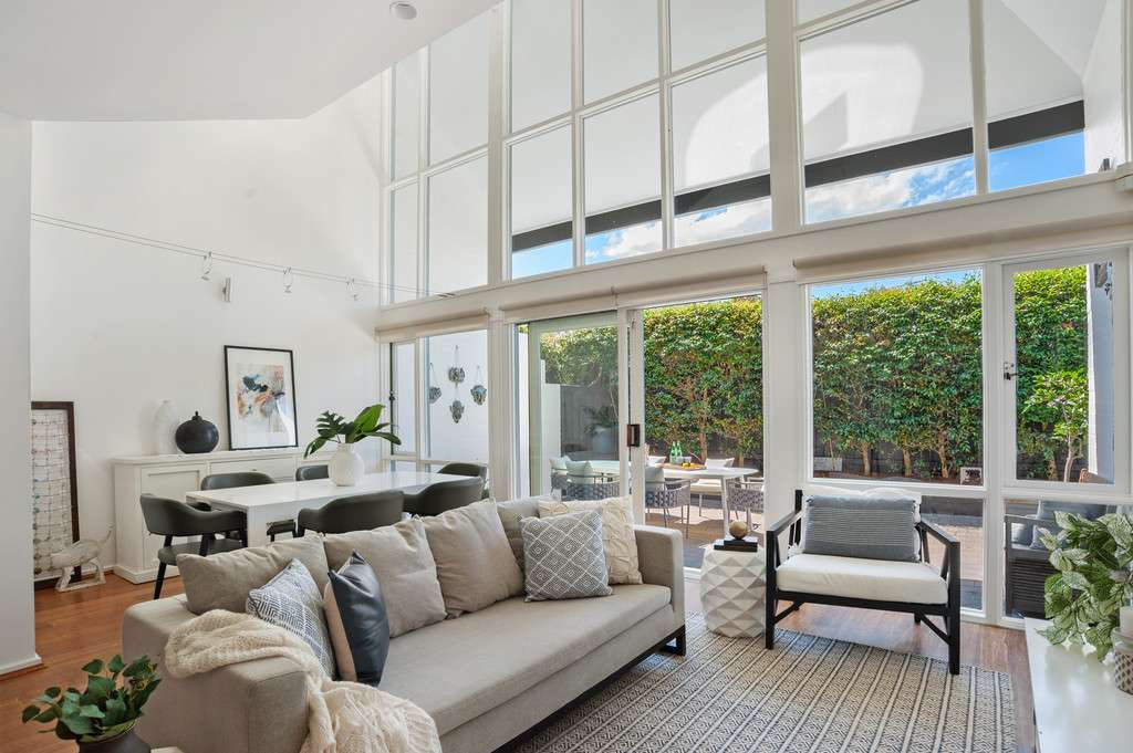 Main view of Homely townhouse listing, 4/42-44 Myrtle Street, North Sydney, NSW 2060