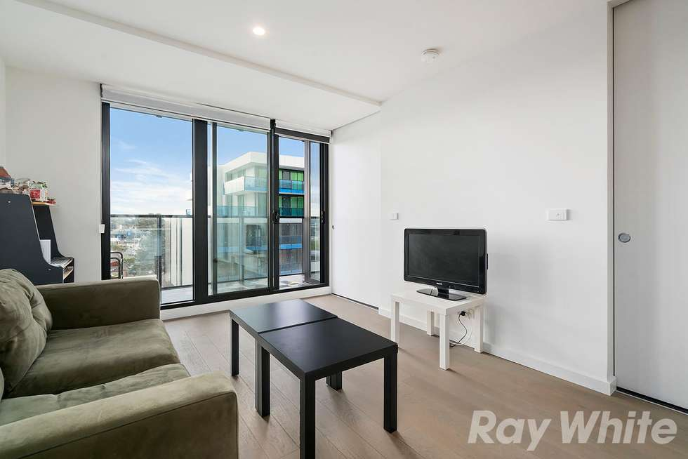 Second view of Homely apartment listing, 604/6 Railway Road, Cheltenham VIC 3192
