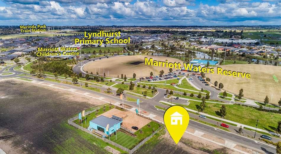 36 (Lot 318) Boland Drive, Lyndhurst VIC 3975