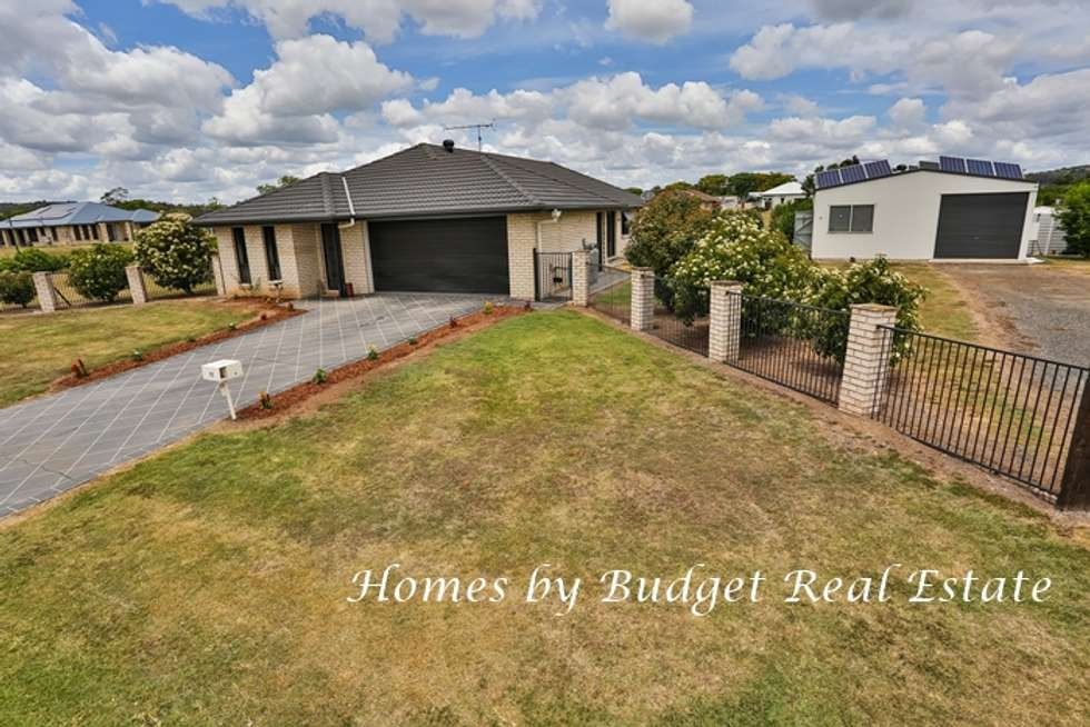 Second view of Homely acreageSemiRural listing, 23 Gehrke court, Minden QLD 4311