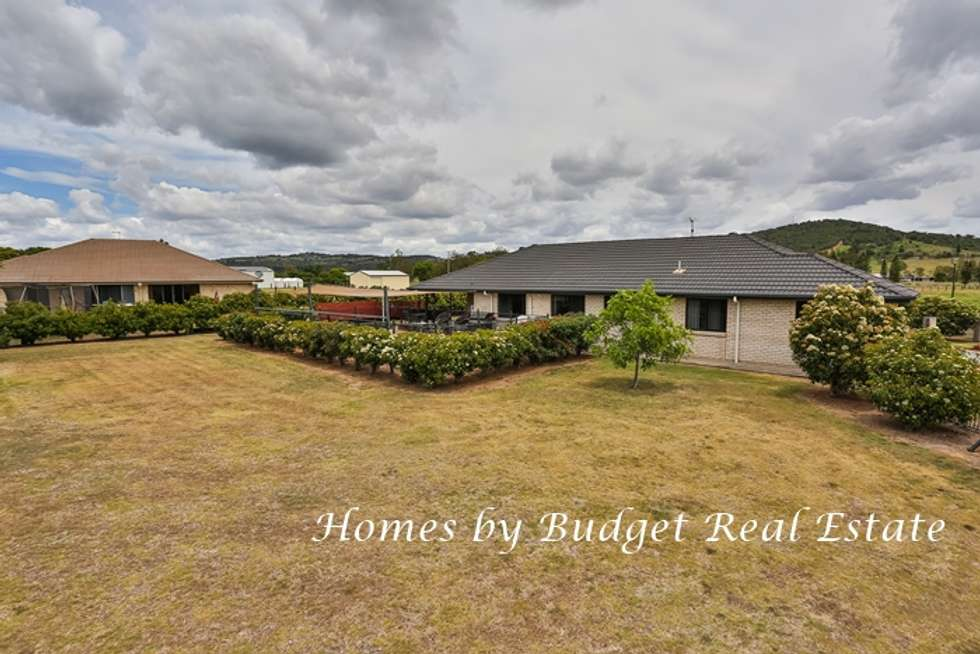 Third view of Homely acreageSemiRural listing, 23 Gehrke court, Minden QLD 4311