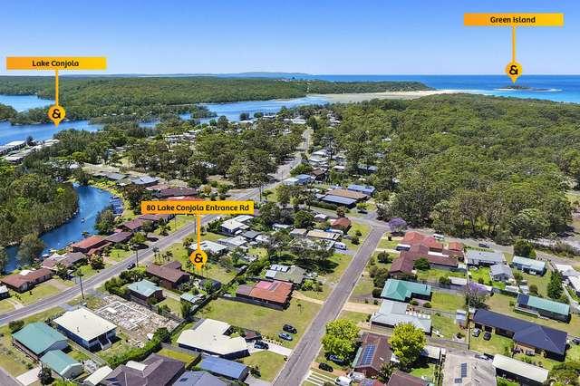 80 Lake Conjola Entrance Road, Lake Conjola NSW 2539