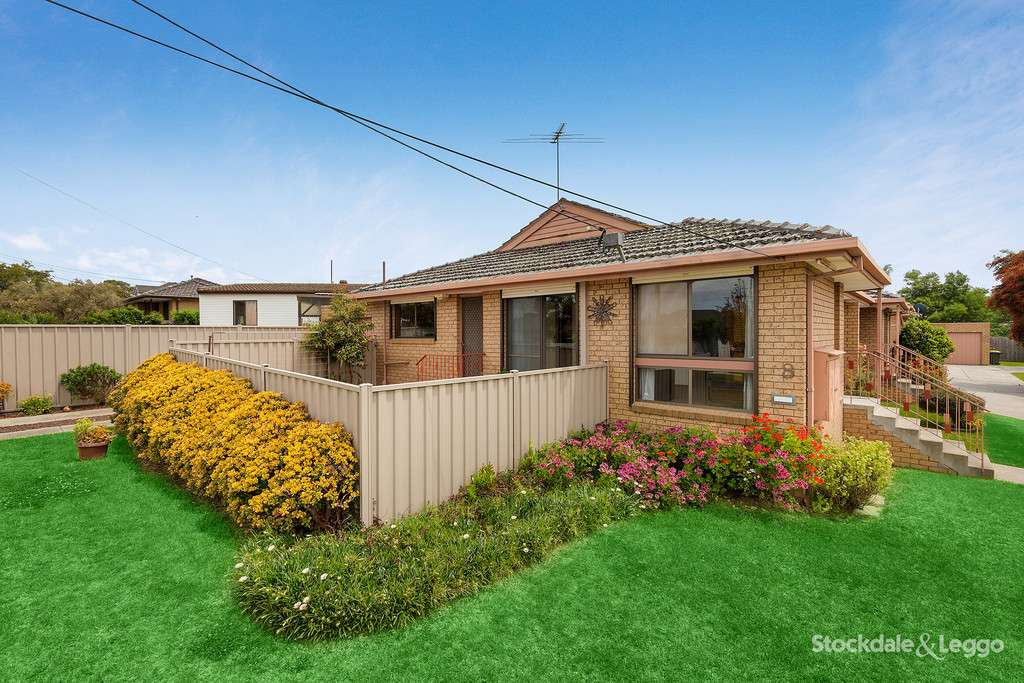 Main view of Homely unit listing, 1/8 George Street, Glenroy, VIC 3046