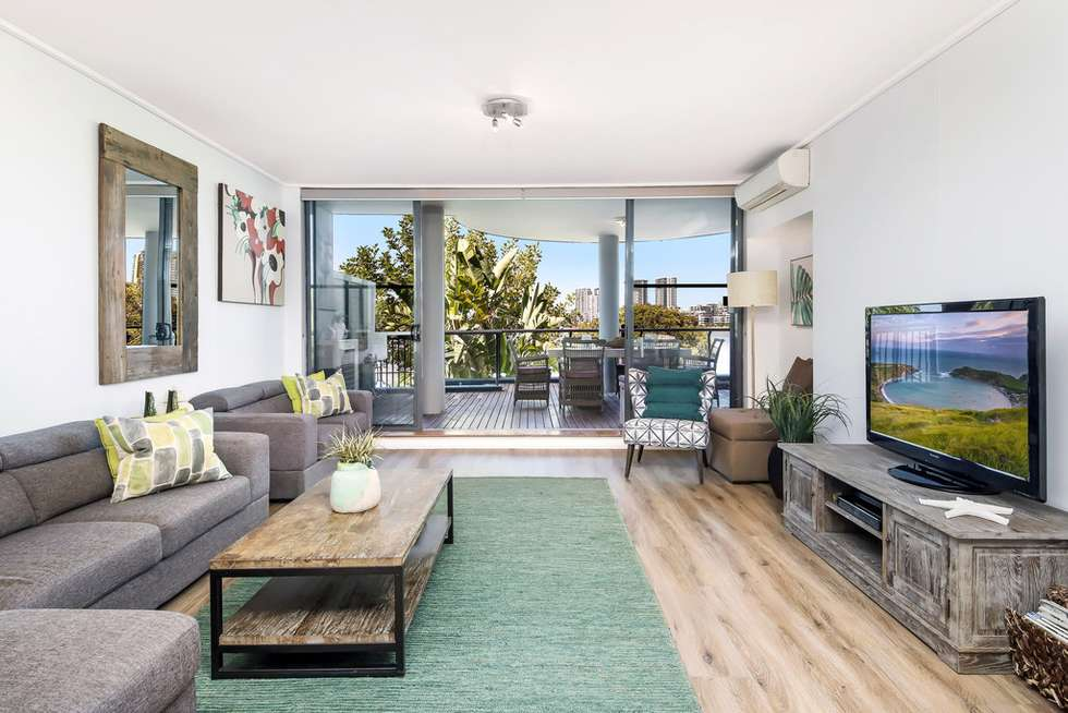 Second view of Homely apartment listing, 2/29 Bennelong Parkway, Wentworth Point NSW 2127