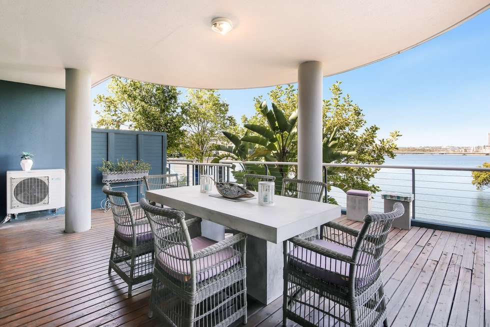 Third view of Homely apartment listing, 2/29 Bennelong Parkway, Wentworth Point NSW 2127