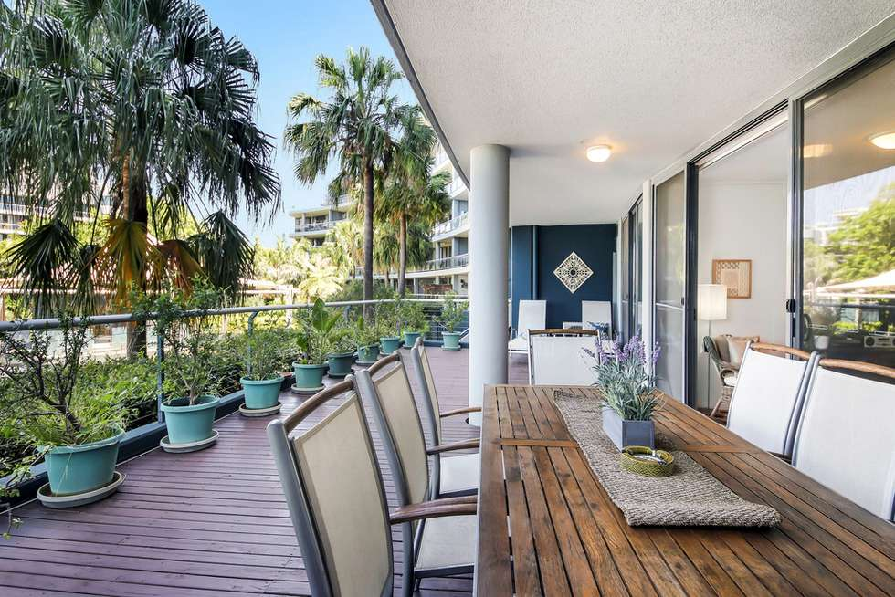 Third view of Homely apartment listing, 1/27 Bennelong Parkway, Wentworth Point NSW 2127