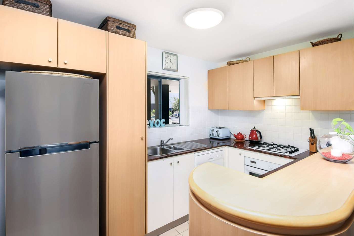 Fifth view of Homely apartment listing, 1/27 Bennelong Parkway, Wentworth Point NSW 2127