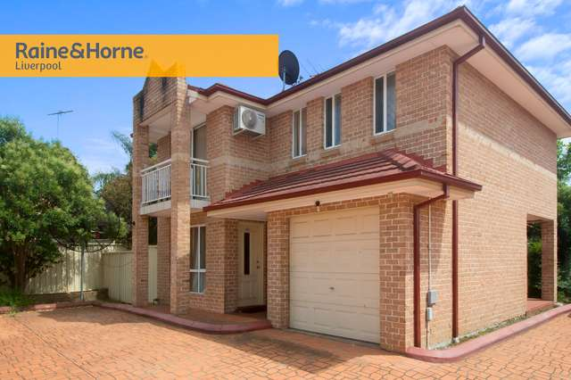 6/17-19 Mayberry Crescent, Liverpool NSW 2170
