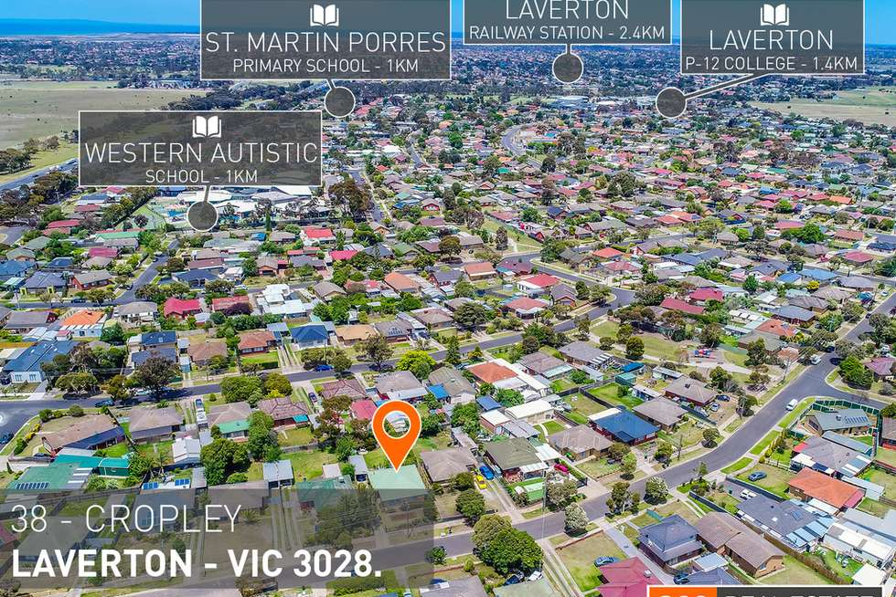 Fourth view of Homely house listing, 38 Cropley Crescent, Laverton VIC 3028