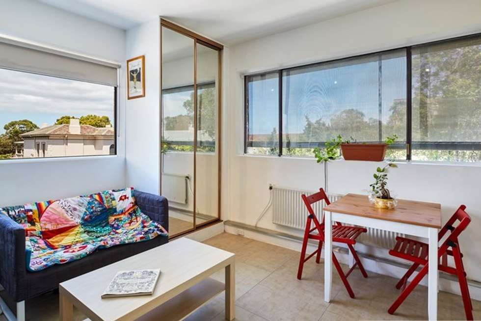 Second view of Homely studio listing, 33/25 Redan Street, St Kilda VIC 3182