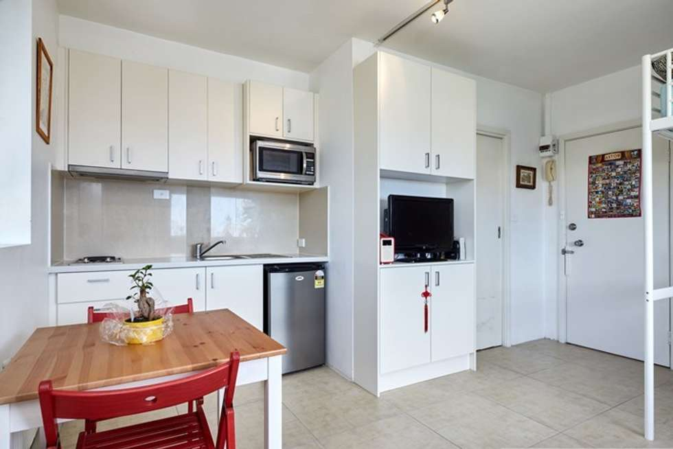 Third view of Homely studio listing, 33/25 Redan Street, St Kilda VIC 3182