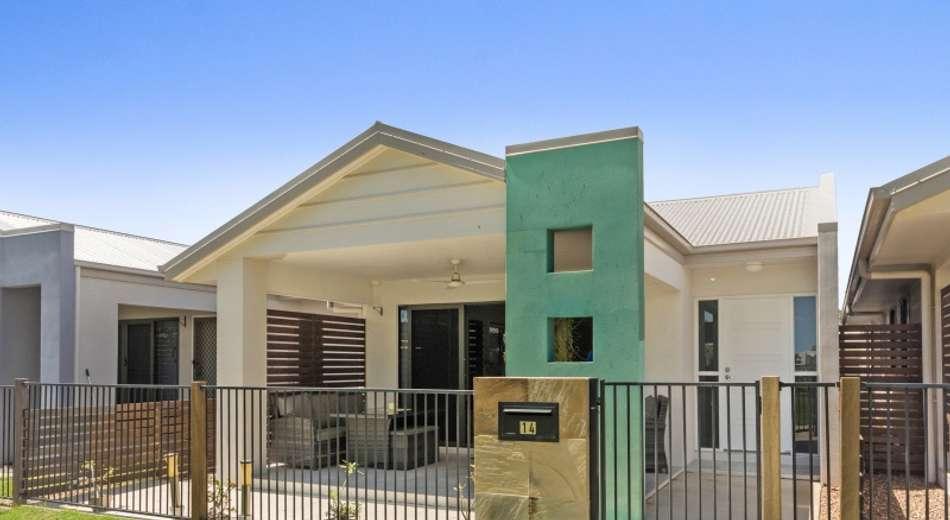 14 Goode lane, Oonoonba QLD 4811