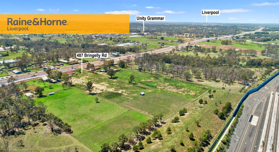479 & 487 Bringelly Road, Rossmore NSW 2557