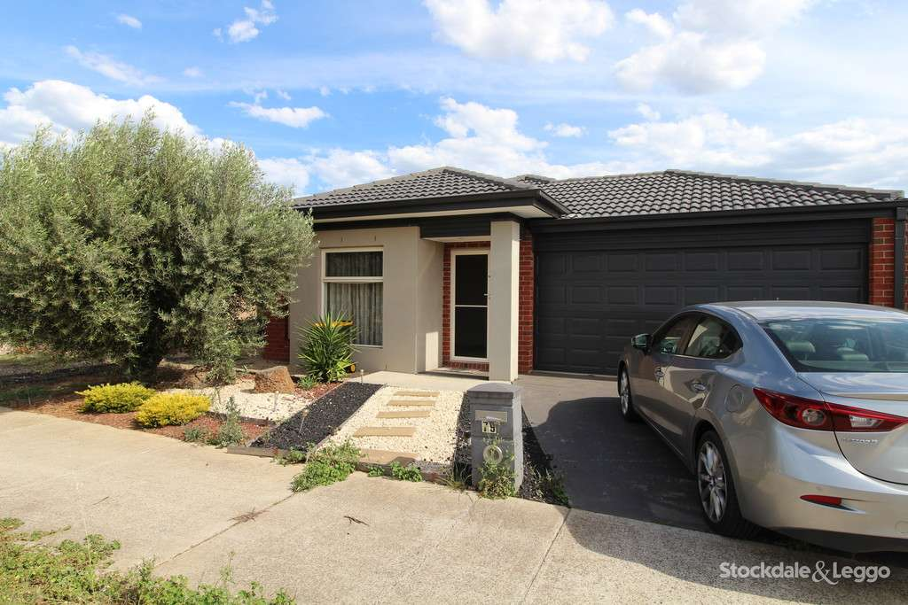 Main view of Homely house listing, 79 Federal Drive, Wyndham Vale, VIC 3024