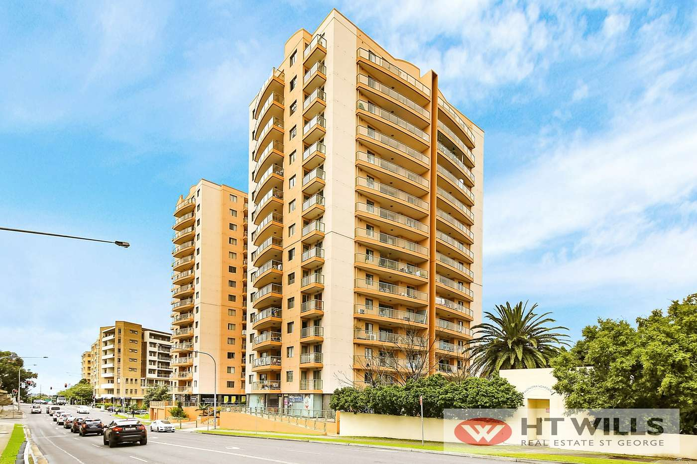 Main view of Homely unit listing, 1204/588a-600 Railway Parade, Hurstville, NSW 2220