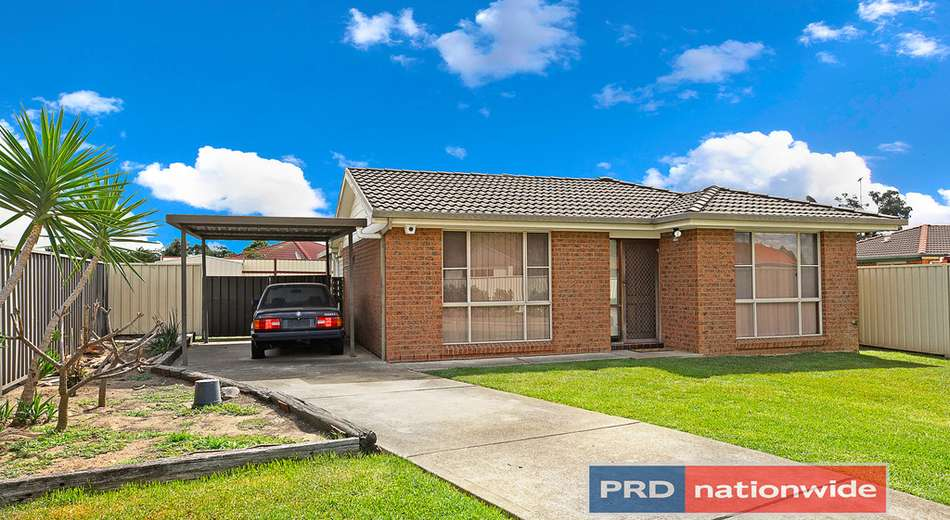 17 Scorpius Place, Cranebrook NSW 2749