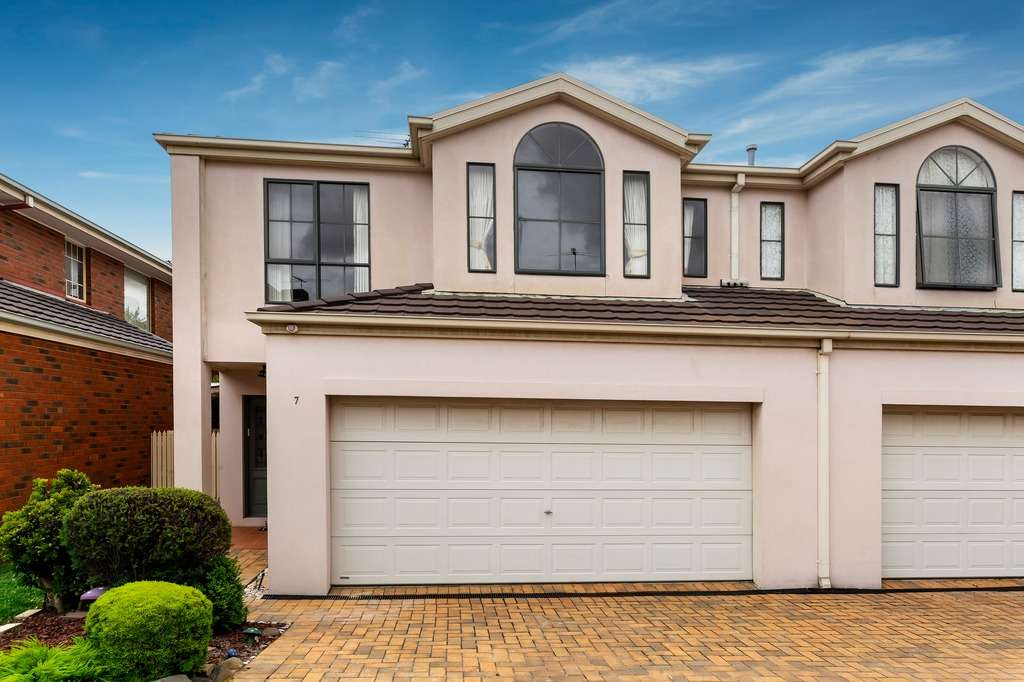 Main view of Homely house listing, 7 Pinoak Close, Burwood, VIC 3125
