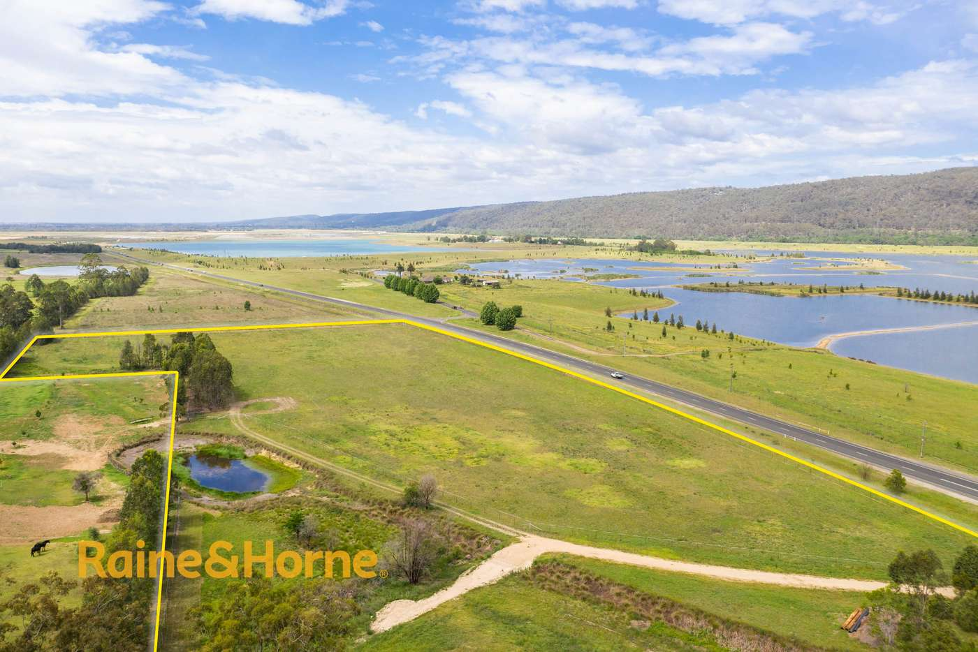 Main view of Homely residentialLand listing, 259 West Wilchard Road, Castlereagh NSW 2749