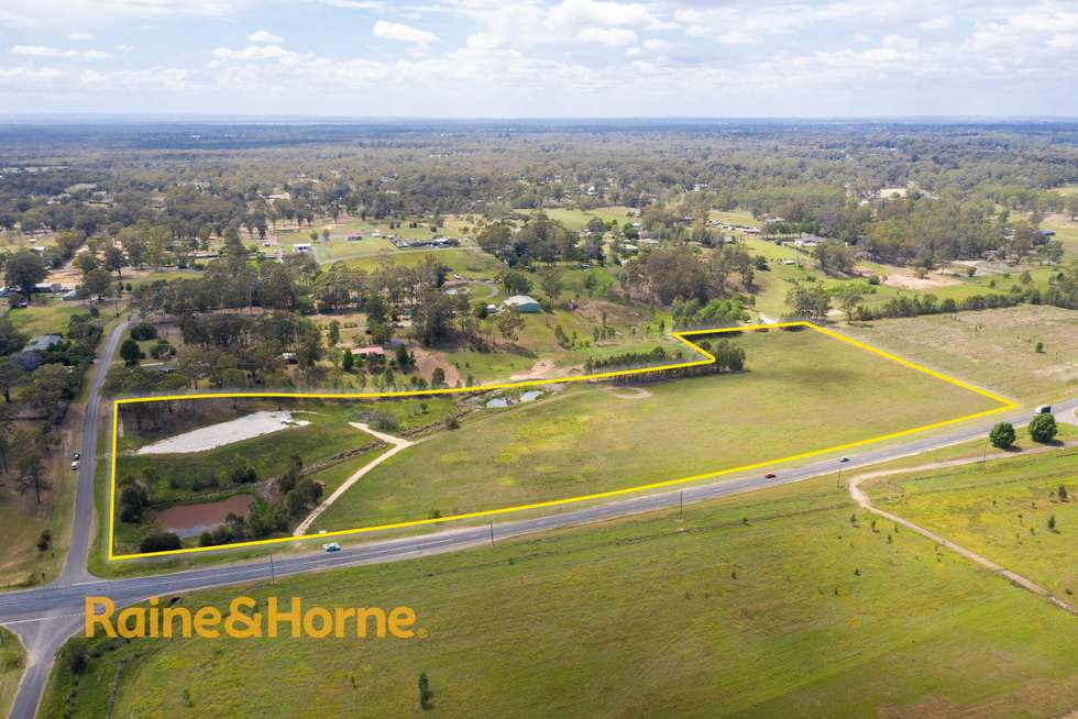Second view of Homely residentialLand listing, 259 West Wilchard Road, Castlereagh NSW 2749