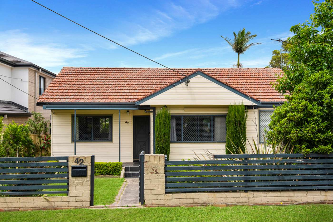 Main view of Homely house listing, 42 Cartwright Avenue, Merrylands NSW 2160