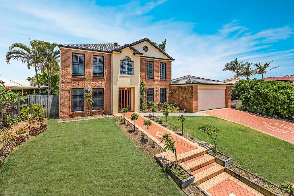 Main view of Homely house listing, 21 BEVINGTON  STREET, Rothwell, QLD 4022