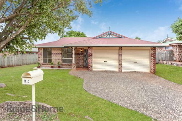 30 Dandelion Drive, Middle Ridge QLD 4350
