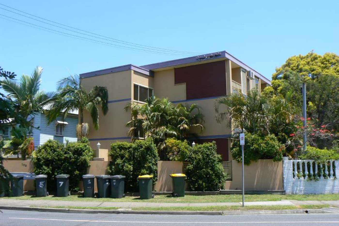 Main view of Homely apartment listing, 8/102 Kedron Park Road, Wooloowin QLD 4030