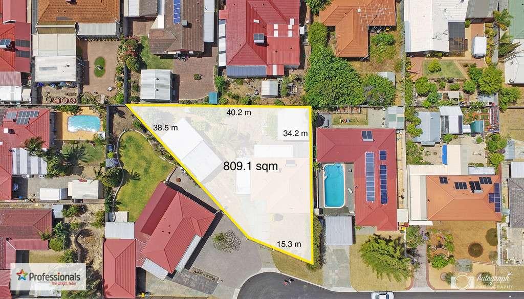 Main view of Homely house listing, 9 Thake Court, Koondoola, WA 6064